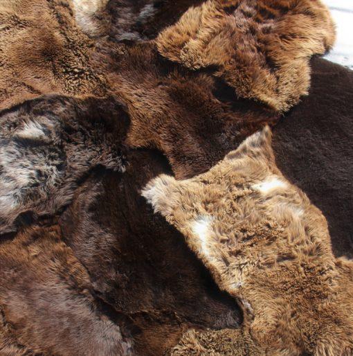 donja-hd-shaggy-bruintinten-tapijt© (2