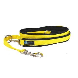 annyx-hondenlijn-honden-riem-verstelbaar-zwart-geel-