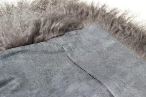 tibet-schapenvacht-kussen-hoes-45-45 cm-ash-