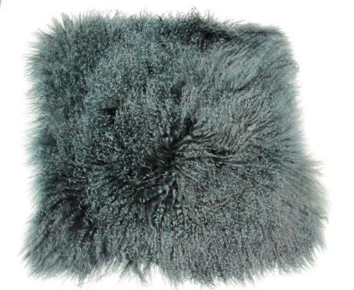 tibet-schapenvacht-kussen-hoes-45-45 cm-forest-