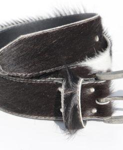koehuid-riem-ceintuur-zwart-wit-08 (2)