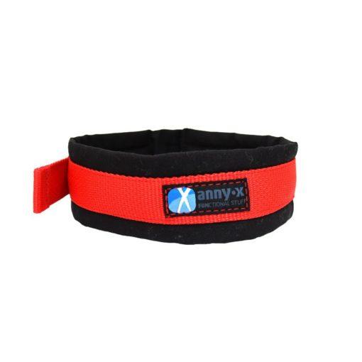 annyx-halsband-zwart-rood